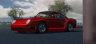 custom porsche 959 gom team 1987 porsche 959 car mods