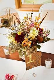 Fall Wedding Centerpieces Beautiful Fall Wedding Centerpieces By Azalea Floral Design