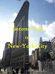 second trip to new york city a by well planned