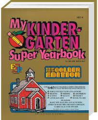 find my yearbook photo my kindergarten yearbook