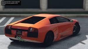Lamborghini Murcielago Purple - vehicle wip 2005 lamborghini murcielago gta5 mods com forums