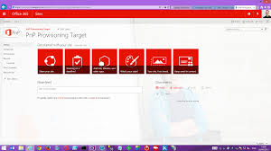 Home Page Layout Design View Located On The Ribbon Is Referred To As by Introducing The Pnp Provisioning Engine Msdn