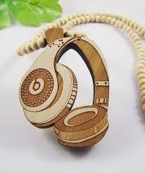 wooden necklaces online shop earphone necklace pendant wood wooden