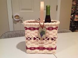 wine baskets ideas with these new wine basket