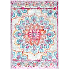 Francesca Rugs Viv Rae Felicity Pink Area Rug You U0027ll Love Wayfair Gypsy