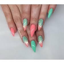 the 25 best mint nail art ideas on pinterest elegant nail art