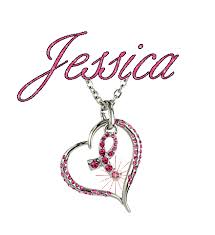 coloring pages jessica name name graphic jessica picgifs com