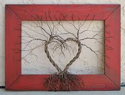 1745 best free standing wire and bead trees images on