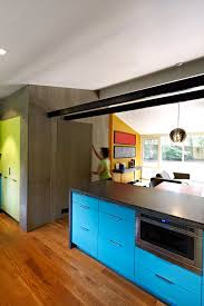 How Kitchen Cabinets Are Made Modern Kitchen Renovation With Mid Century Roots Dwell