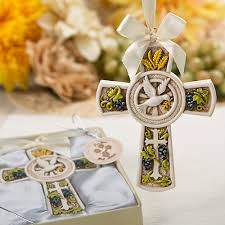 holy nature s harvest theme cross ornament