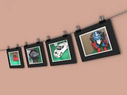 Wall Frames Ideas 17 Hanging Pictures On Wall Ideas And How To Hang Pictures On A
