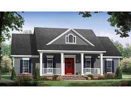 traditional country house plans eplans country house plan small country home with large porches