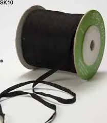 may arts silk ribbon 1 8 inch silk ribbon may arts sk10 black 4 yards ebay
