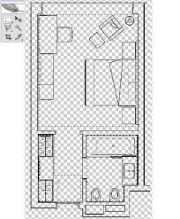 Floor Plan Using Autocad Design A 3d Floor Plan With Photoshop Photoshop Tutorials