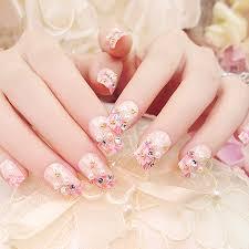 aliexpress com buy 2016 printing fake nails acrylic long design