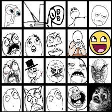 all meme faces list memeshappy