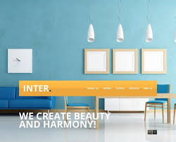 interior decorating websites interior design website templates themes free premium free