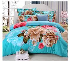 New Bed Sets 2017 New Bed Sheet Luxury 3d Print Floral Bedding Sets Comforter