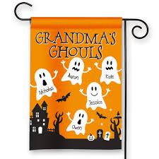 grandma u0027s ghouls personalized grandchildren ghosts halloween