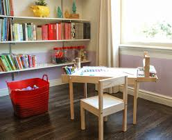 Step Two Art Desk Home Decor Find The Cutest Art Table For Kids Homesfeed With