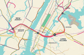 New York Penn Station Map Rethinknyc Has A Plan To Improve Penn Station And Nyc U0027s Transit