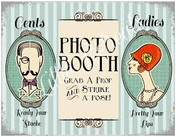 Photo Booth Sign Instant Download Diy Pdf Photo Booth Sign Photo Booth Prop