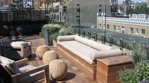 rooftop deck design the coziest rooftop deck ideas decoration channel