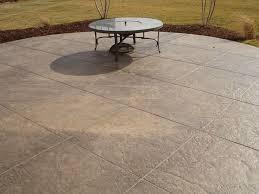 Color Concrete Patio by 99 Best Concrete And Resurfacing Images On Pinterest Concrete