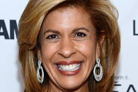 what does hoda kotb use on her hair hoda kotb renews her contract with nbc news