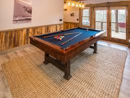 new craftsman cabin in blue ridge ga w tub bunk room and