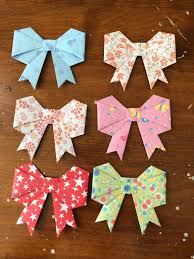 gift wrapping accessories assortment of large peel and stick origami gift bows gift wrap