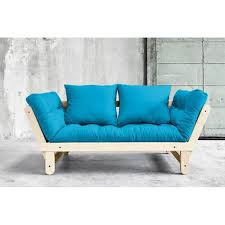 futon azur canap礬 banquette futon convertible au meilleur prix banquette