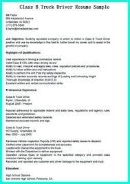 Commercial Truck Driver Resume Sample Political Science Internship Resume Http Topresume Info