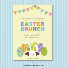 easter brunch invitations easter brunch invitations free easter brunch invitation card free