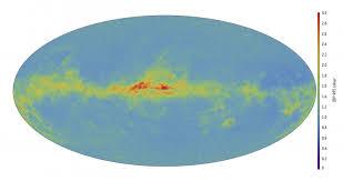 Dark Sky Map Gaia U0027s First Full Colour All Sky Map