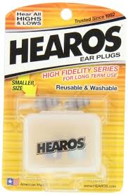 Other Words For Comfortable Hearos High Fidelity Series Ear Plugs For Comfortable Long Term