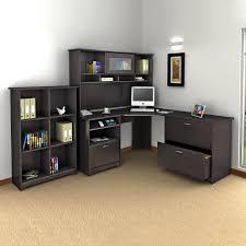 Ebay Bookcase by Bush Cabot Corner Desk Office Suite With File U0026 Bookcase Cab002epo