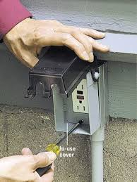 put this on the north side of post how to install outdoor
