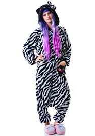 sazac kigurumi zebra hello kitty dolls kill