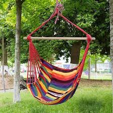 hammock hanging chair outdoor porch swing patio yard tree