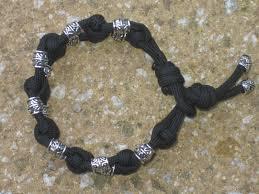 paracord braided bracelet images Everything paracord uk 550 paracord ladder braid bracelet black JPG