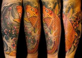 koi fish tattoo designs north tattoos com