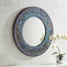 48 Inch Bathroom Mirror Narrow Mirror Plain Mirror 48 Inch Mirror Oval