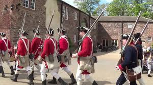 affenpinscher reviews the redcoats are coming to astley hall and watched by two