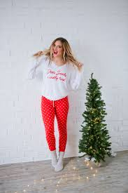 pajama ideas for christmas my favorite things giveaway pink