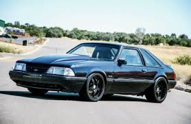 Black Fox Body Mustang 8 Reasons Why The Fox Body Mustang Is The Best Muscle Car Ever