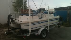 electric outboards service by shallow water customs