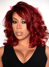 black celebs with red hair essence com