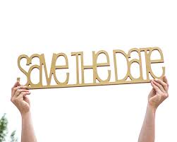 save the save the date megan house