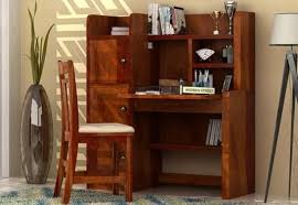 study table for adults study table online wooden foldable study table in india wooden street